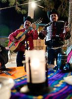 Discada barbeque dinner in Creel, Chihuahua, Mexico. Aromas y Sabores with Chef Patricia Quintana