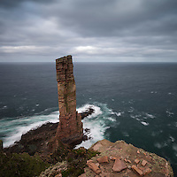 Old Man of Hoy sea stack, Hoy, Orkney, Scotland