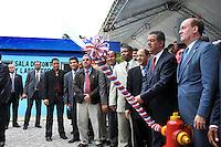 Inauguracion del Acueducto de las Terrenas , Samana