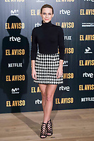 "Aura Garrido attends to the presentation of the film ""El Aviso"" at URSO Hotel in Madrid , Spain. March 19, 2018. (ALTERPHOTOS/Borja B.Hojas) /NortePhoto.com"
