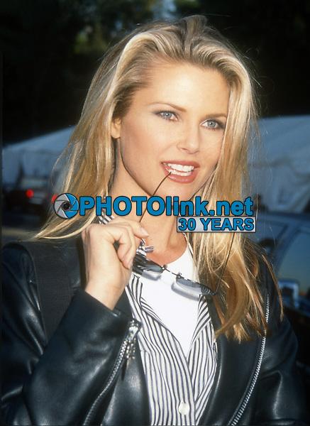 Christie Brinkley, 1992, Photo By Michael Ferguson/PHOTOlink