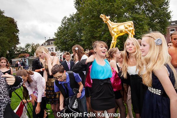 Utrecht, 28 september 2012.Nederlands Film Festival 2012, NFF.Junior Kalveren Gala.Foto Felix Kalkman