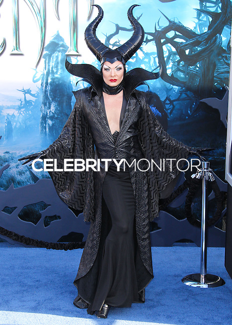 HOLLYWOOD, LOS ANGELES, CA, USA - MAY 28: Shokra at the World Premiere Of Disney's 'Maleficent' held at the El Capitan Theatre on May 28, 2014 in Hollywood, Los Angeles, California, United States. (Photo by Xavier Collin/Celebrity Monitor)
