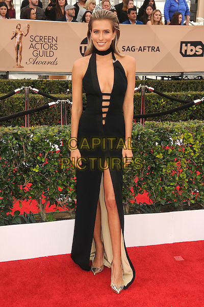 30 January 2016 - Los Angeles, California - Renee Bargh. 22nd Annual Screen Actors Guild Awards held at The Shrine Auditorium.      <br /> CAP/ADM/BP<br /> &copy;BP/ADM/Capital Pictures