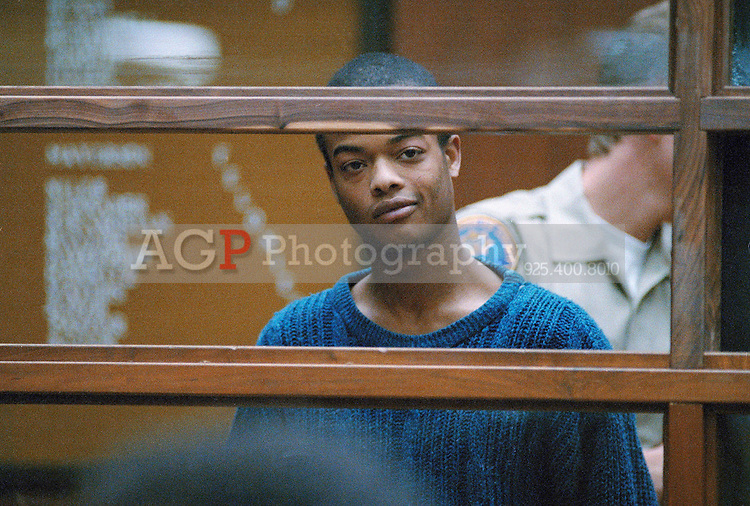 Feb 06, 1989 - Los Angeles, California, United States - Actor Todd Bridges appears in court in Los Angeles Feb. 6, 1989..(Credit Image: © Alan Greth)