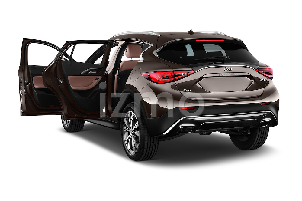 Car images of 2017 Infiniti QX0 Premium-Tech-4wd 5 Door Suv Doors