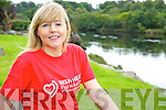 Diane Conway, Killorglin, who is climbing Kilamanjaro in February in aid of the Irish Heart Foundation............................................................................................