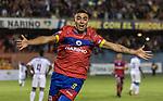 Deportivo Pasto venció 2-0 a Junior. Fecha 2 Liga Águila I-2018.