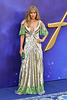 Jacqui Ritchie attends live-action remake of the hit Disney animated film Aladdin on 9th May 2019 in London, England, UK.<br /> <br /> <br /> CAP/JOR<br /> &copy;JOR/Capital Pictures