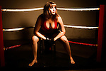 Melissa boxing