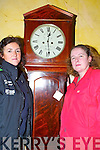 Fair: Checking things out at the Antiques Fair in The Brandon Hotel on Sunday afternoon were Ann Kelly and Gerlyn Cassidy of Alderwood Road ,Tralee..