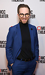 """Michael Hartung attends the opening night performance after party for the MCC Theater's 'Alice By Heart' at Kenneth Cole's """"The Garage"""" on February 26, 2019 in New York City."""