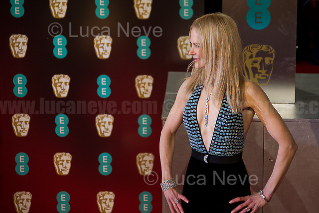 Nicole Kidman.<br />