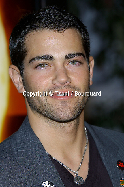 Jesse Metcalfe arriving at the ABC - tca Winter Party on the Universal Lot, on the Wisteria Lane in Los Angeles. January 23, 2005