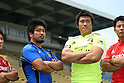 Japan Rugby Top League 2014-2015 Press Conference