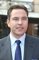 David Walliams attending a photocall for 'Britain's Got Talent' at St Luke's Church, London. 09/04/2014 Picture by: Alexandra Glen / Featureflash