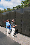 Vietnam War Memorial, Washington, DC, dc124636