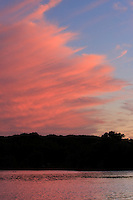 August 31, 2006; Hamilton, Ontario, Canada; Sunset over Cootes Paradise marsh and wetlands area. Photo © Ron Scheffler