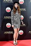 """Juana Acosta attends to the premiere of the short film """"El Pelotari y la Fallera"""" at Cines Callao in Madrid, April 05, 2017. Spain.<br /> (ALTERPHOTOS/BorjaB.Hojas)"""