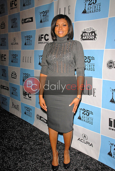 Taraji P. Henson<br />