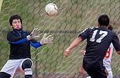 Soccer: Bentonville vs Heritage boys