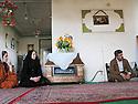 Iran 2004<br /> Chez un d&eacute;put&eacute; kurde de Sanandaj: Amin Chabani<br /> Iran 2004<br /> Amin shabani, Kurdish MP at home in Sanandaj