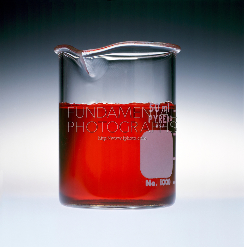 Science Chemical Reaction Equilibrium Iron3 Thiocyanate