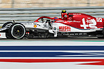 Alfa Romeo Racing driver Antonio Giovinazzi (99) of Italy in action during the Formula 1 Emirates United States Grand Prix practice session held at the Circuit of the Americas racetrack in Austin,Texas.