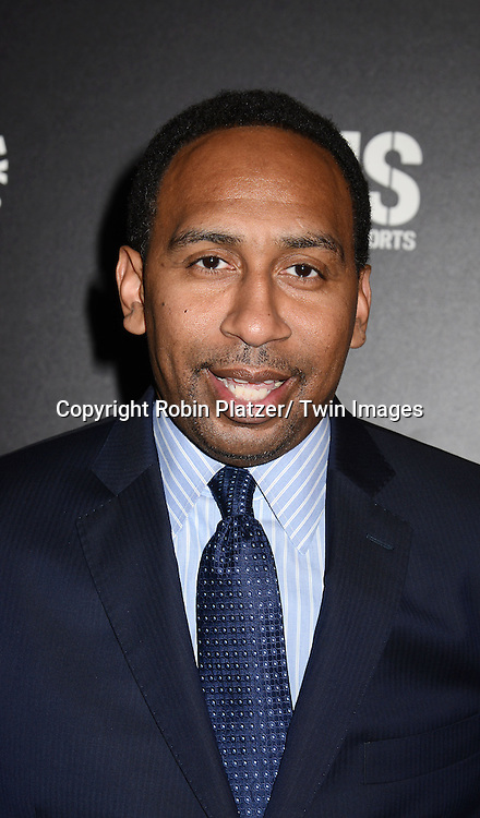 Stephen A Smith attends The Paley Center for Media's Annual Benefit Dinner honoring ESPN' s 35th Anniversary on May 28, 2014 at 583 Park Avenue in New York City, NY, USA.