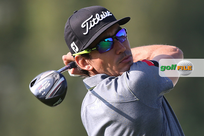 Extending his lead with a 67 Rafa Cabrera-Bello (ESP) during Round Two of the 2015 BMW International Open at Golfclub Munchen Eichenried, Eichenried, Munich, Germany. 26/06/2015. Picture David Lloyd | www.golffile.ie
