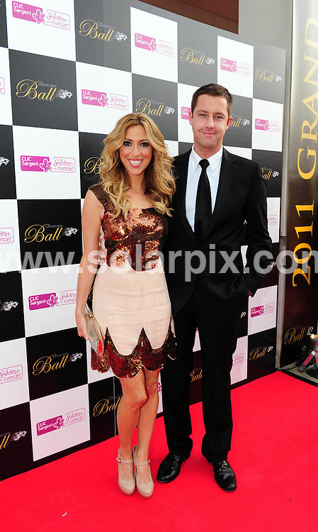 **ALL ROUND PICTURES FROM SOLARPIX.COM**                                             **WORLDWIDE SYNDICATION RIGHTS**                                                                                  Caption:  Arrivals at the Grand Prix Ball 2011, The Hurlingham Club, London, UK. 7 July 2011                                                                            This pic: Kate Walsh                                                                                           JOB REF: 13678 MZF       DATE: 07_07_2011                                                           **MUST CREDIT SOLARPIX.COM OR DOUBLE FEE WILL BE CHARGED**                                                                      **MUST AGREE FEE BEFORE ONLINE USAGE**                               **CALL US ON: +34 952 811 768 or LOW RATE FROM UK 0844 617 7637**