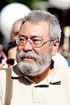 Candido Mendez at the Gay pride day.June, 30,2012.(ALTERPHOTOS/Alconada)