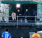 15.12.2019 Motherwell v Rangers: Kris Boyd and James McFadden sky TV pundits today