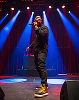 LAS VEGAS, NV - October 17, 2016: ***HOUSE COVERAGE*** Ja Rule performs at Brooklyn Bowl in Las vegas, NV on October 17, 2016. Credit: Erik Kabik Photography/ MediaPunch
