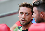 Juventus Claudio Marchisio looks on during the pre season match at Wembley Stadium, London. Picture date 5th August 2017. Picture credit should read: David Klein/Sportimage