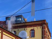 Ehemaliges Brauereigl&auml;nde, rue Emile Mousel, Clausen, Luxemburg-City, Luxemburg, Europa<br /> Former Brewery rue Emile Mousel, Clausen, Luxembourg City, Europe