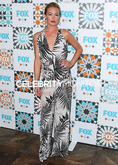 WEST HOLLYWOOD, CA, USA - JULY 20: Cat Deeley arrives at the FOX Summer 2014 TCA All-Star Party held at the Soho House on July 20, 2014 in West Hollywood, California, United States. (Photo by Xavier Collin/Celebrity Monitor)