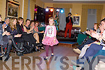 Erin O'Neill strutting the cat walk  at the Killorglin Community College fashion show in the Manor Inn on Friday night