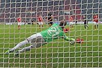 01.11.2014: 1. FSV Mainz 05 vs. Werder Bremen