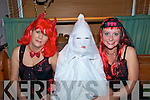 Halloween celebration. Enjoying the halloween festive mood in Herbert's Bar in Kilflynn on Saturday night were Lorna Nolan, Patricia O'Sullivan and Dot O'Regan all from Kilflynn
