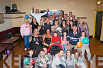 SURPRISE BIRTHDAY: David Dowling, Shanakill (seated 3rd left) got a big surprise when family and friends gathered to celebrate his 30th birthday at Austin Stacks clubhouse on Saturday.   Copyright Kerry's Eye 2008