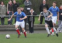 St Mirren v Rangers U19 050411