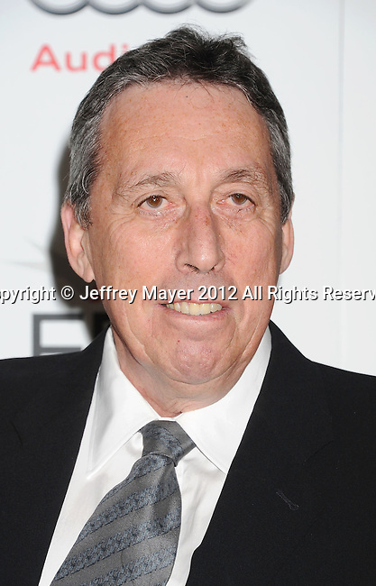 HOLLYWOOD, CA - NOVEMBER 01: Ivan Reitman arrives at the opening night gala premiere of 'Hitchcock' during the 2012 AFI FEST at Grauman's Chinese Theatre on November 1, 2012 in Hollywood, California.