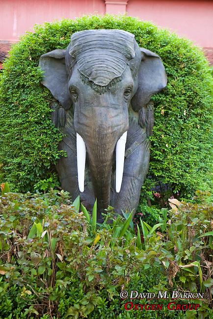 Elephant Satue