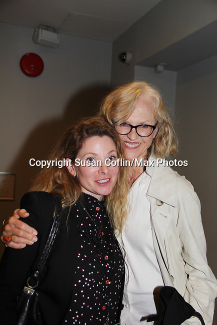 -  Seeing is Believing: Women Direct at its East Coast Premiere at Soho International Film Festival on June 19, 2017 in New York City, New York.(Photos by Sue Coflin/Max Photos) Cady McClain & Jill Larson