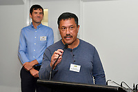 TE WĀNANGA O RAUKAWA Pulse Breakfast Launch at Long room, Basin reserve, Wellington, New Zealand on Friday 1 February  2019. <br /> Photo by Masanori Udagawa. <br /> www.photowellington.photoshelter.com