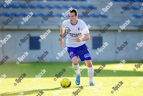 2014-07-23 / Voetbal / seizoen 2014-2015 / KSK Heist / Cor Gillis<br /><br />Foto: mpics.be