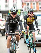 8th September 2017, Newmarket, England; OVO Energy Tour of Britain Cycling; Stage 6, Newmarket to Aldeburgh; KWIATKOWSKI Michal of Team Sky