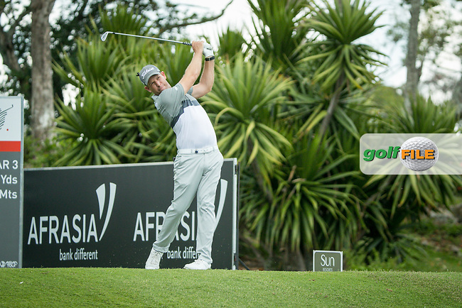 during the 3rd round of the AfrAsia Bank Mauritius Open, Four Seasons Golf Club Mauritius at Anahita, Beau Champ, Mauritius. 01/12/2018<br /> Picture: Golffile | Mark Sampson<br /> <br /> <br /> All photo usage must carry mandatory copyright credit (© Golffile | Mark Sampson)