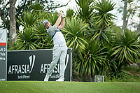 during the 3rd round of the AfrAsia Bank Mauritius Open, Four Seasons Golf Club Mauritius at Anahita, Beau Champ, Mauritius. 01/12/2018<br /> Picture: Golffile | Mark Sampson<br /> <br /> <br /> All photo usage must carry mandatory copyright credit (&copy; Golffile | Mark Sampson)